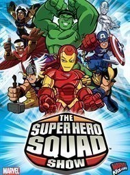 De Super Hero Squad show
