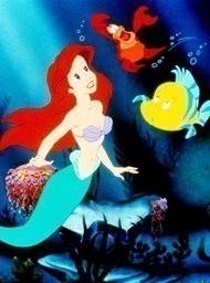 Disneys De kleine zeemeermin