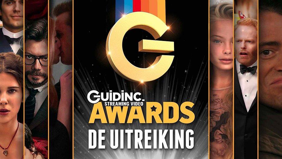 Guidinc. Streaming Video Awards