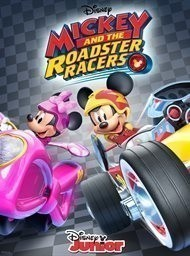 Mickey And the Roadster Racers - Chip And Dale's Nutty Tales