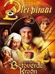 Piet Piraat en de betoverende kroon