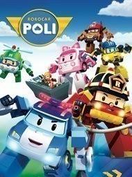 Robocar Poli - Op avontuur in de stad