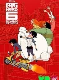 Disney Big Hero 6 de serie