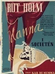 Hanna i societén