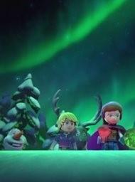 LEGO Disney Frozen Magie Van Het Noorderlicht (Shorts)