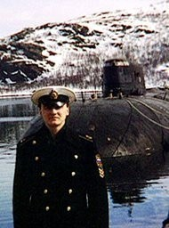 Salvaging the Kursk