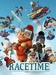 Sneeuwrace!