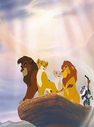 The Lion King 2: Simba's Trots