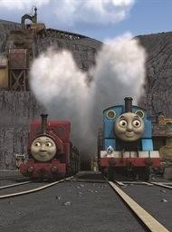 Thomas & Friends - Blue Mountain Mystery Movie