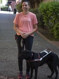 Van pup tot geleidehond